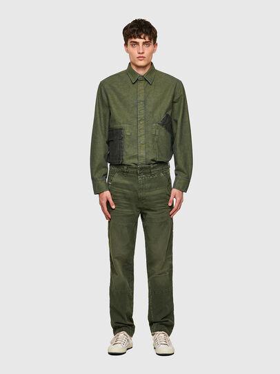 Diesel - D-Azerr JoggJeans® 069WH, Armeegrün - Jeans - Image 6