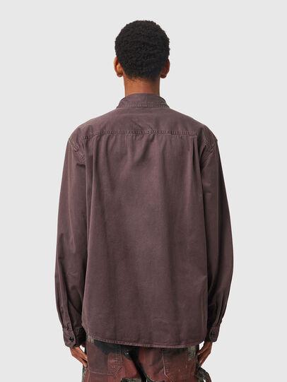 Diesel - S-HOBART, Violett - Hemden - Image 2