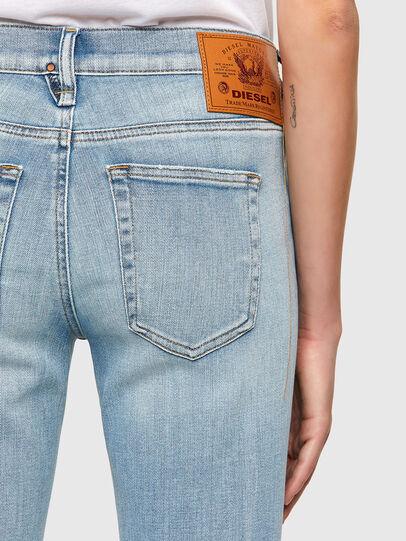 Diesel - D-Ebbey 009TL, Hellblau - Jeans - Image 4