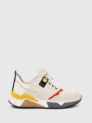 the best attitude 9030b a46ba Sneaker im Laufschuh-Look aus einem Materialmix