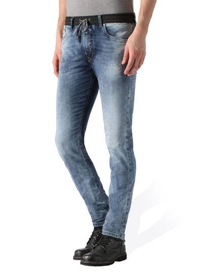 Diesel - Waykee JoggJeans 0672A,  - Jeans - Image 3