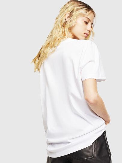 Diesel - T-DARIA-Y, Weiß - T-Shirts - Image 2