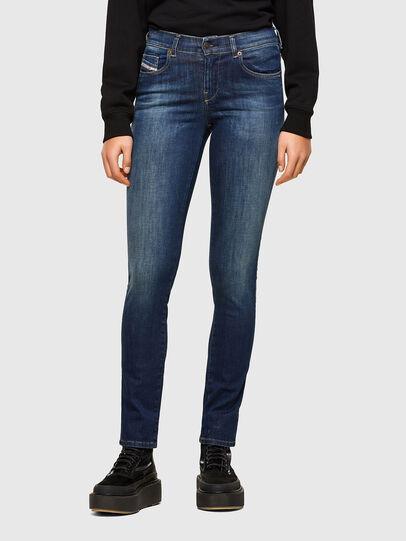 Diesel - Sandy 009HL, Dunkelblau - Jeans - Image 1