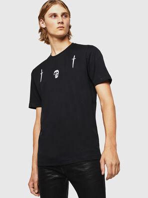 TY-X2, Schwarz - T-Shirts