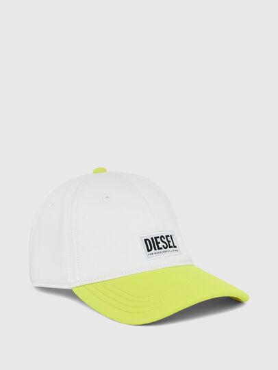 Diesel - DURBO, Weiss/Gelb - Hüte - Image 1