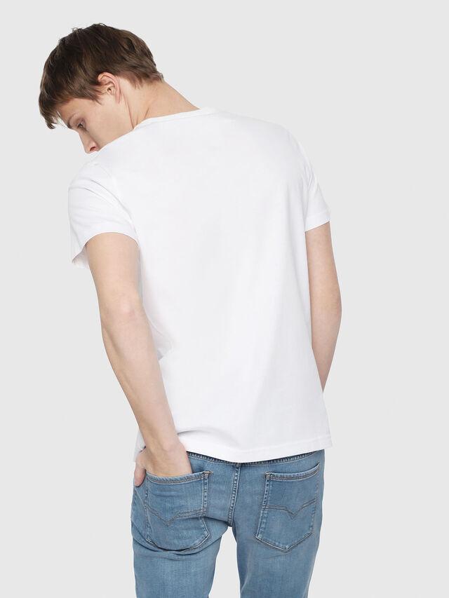Diesel - T-DIEGO-YB, Weiß - T-Shirts - Image 2