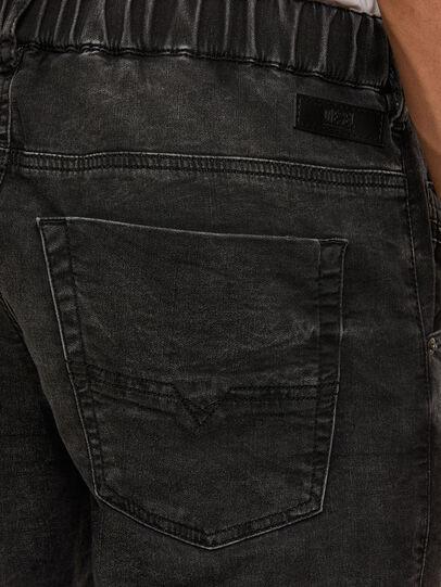 Diesel - Krooley JoggJeans 009FZ, Schwarz/Dunkelgrau - Jeans - Image 4