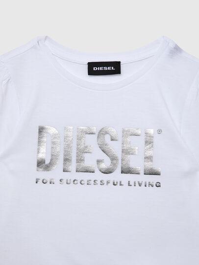 Diesel - TRASSYB-R, Weiß - T-Shirts und Tops - Image 3