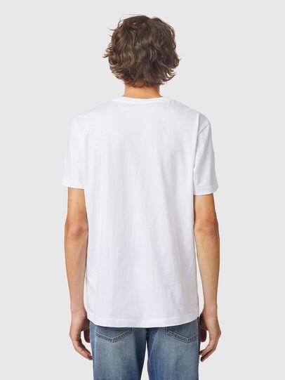 Diesel - T-DIEGOS-K24, Weiß - T-Shirts - Image 2