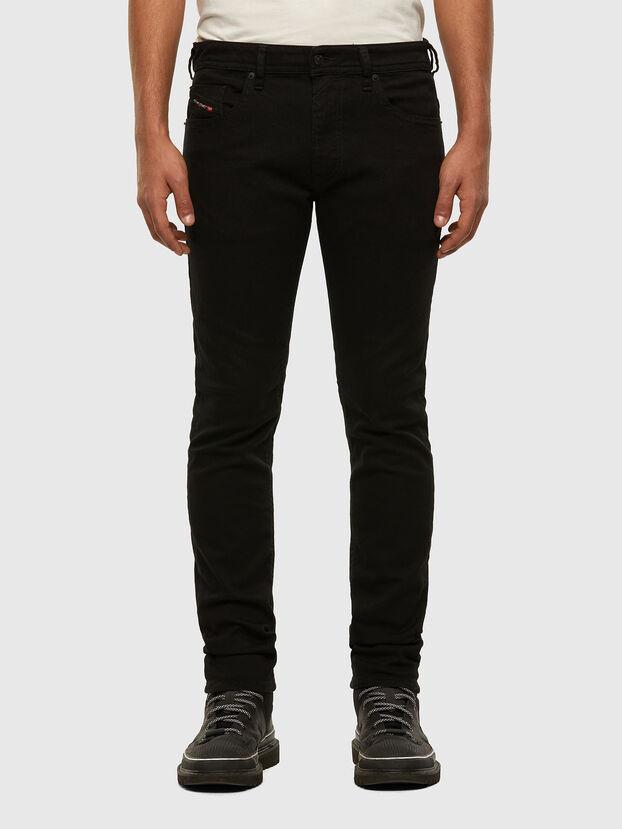 Thommer 0688H, Schwarz/Dunkelgrau - Jeans