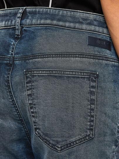 Diesel - Fayza JoggJeans 069PD, Dunkelblau - Jeans - Image 4