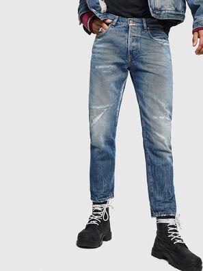 Mharky 0078B, Hellblau - Jeans