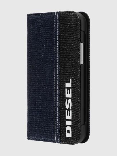 Diesel - DIPH-037-DENVL, Jeansblau - Klappcover - Image 2