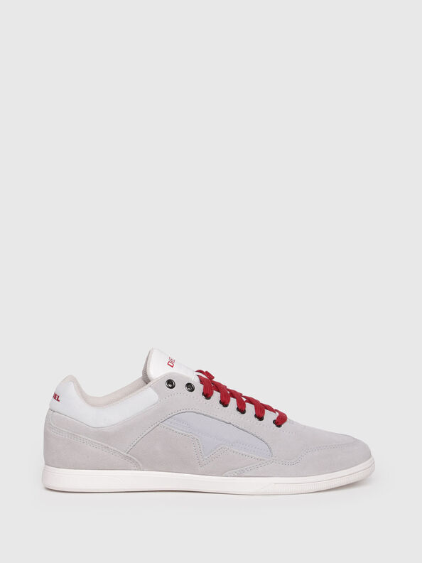 S-HAPPY LOW, Hellgrau - Sneakers