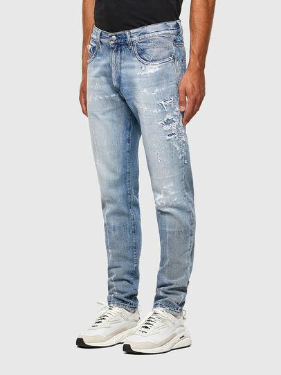 Diesel - D-Strukt 009KH, Hellblau - Jeans - Image 6