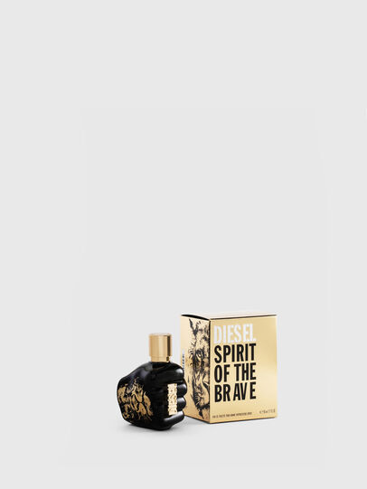 Diesel - SPIRIT OF THE BRAVE 50ML, Schwarz/Gold - Only The Brave - Image 1