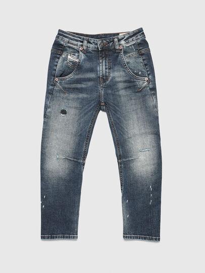 Diesel - FAYZA-J-N, Mittelblau - Jeans - Image 1