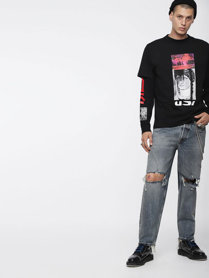 Diesel - T-WALLACE-XB,  - T-Shirts - Image 4