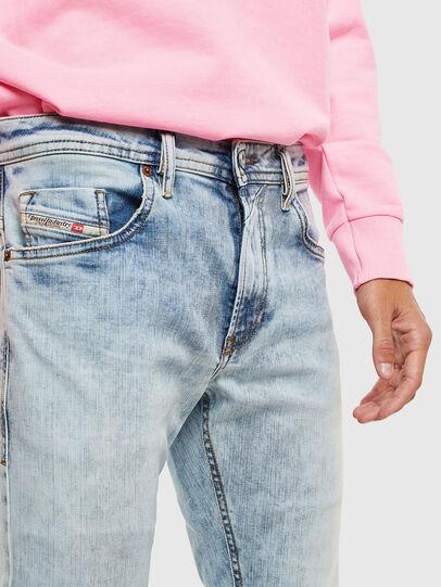 Diesel - Thommer 0096C, Hellblau - Jeans - Image 3