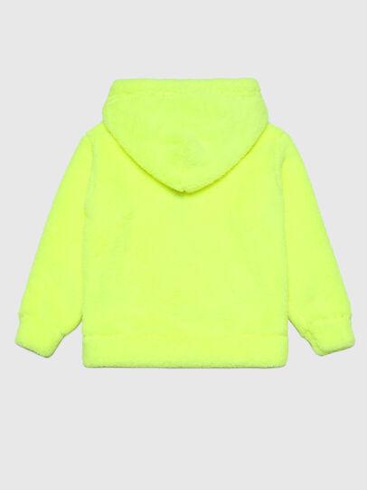 Diesel - SODDY OVER, Neongelb - Sweatshirts - Image 2