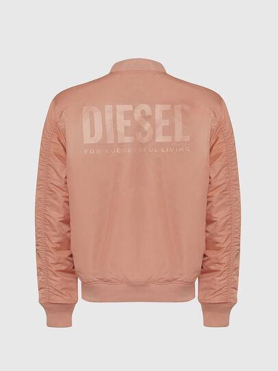 Diesel - J-ROSS-REV, Rosa - Jacken - Image 2