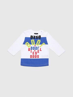 TOLIB, Weiß/Blau - T-Shirts und Tops
