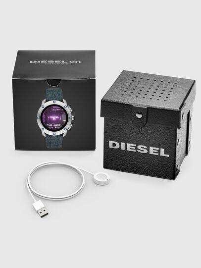 Diesel - DT2015, Jeansblau - Smartwatches - Image 5