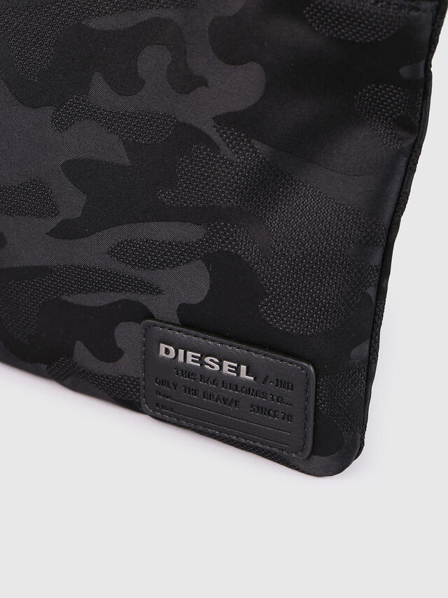 Diesel F-DISCOVER CROSS, Schwarz - Schultertaschen - Image 4
