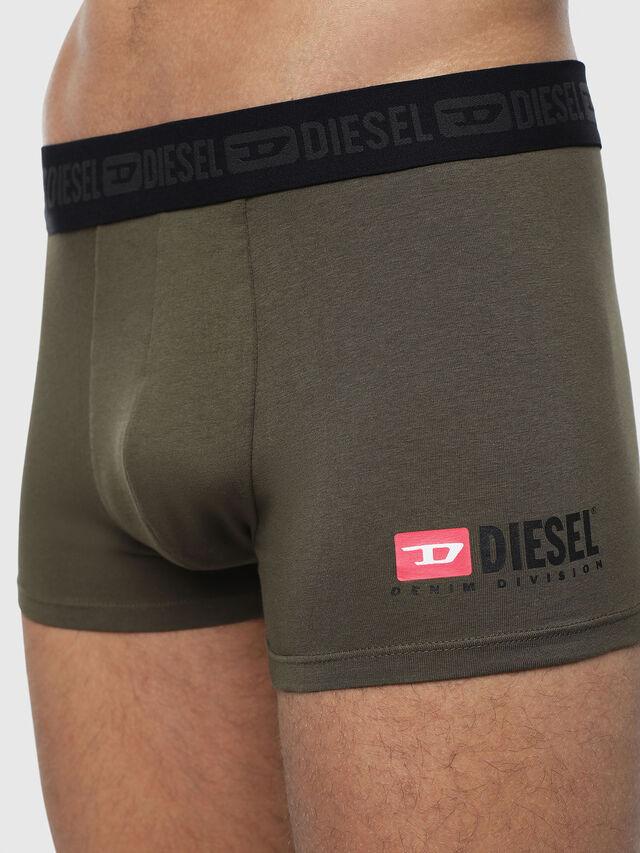 Diesel - UMBX-DAMIEN, Armeegrün - Boxershorts - Image 3