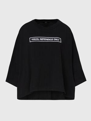 T-CRAMBLE, Schwarz - T-Shirts