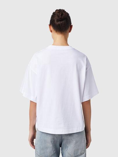 Diesel - T-BOWXY-B1, Weiß - T-Shirts - Image 2