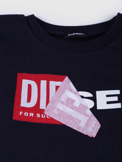 Diesel - SALLY OVER, Marineblau - Sweatshirts - Image 3