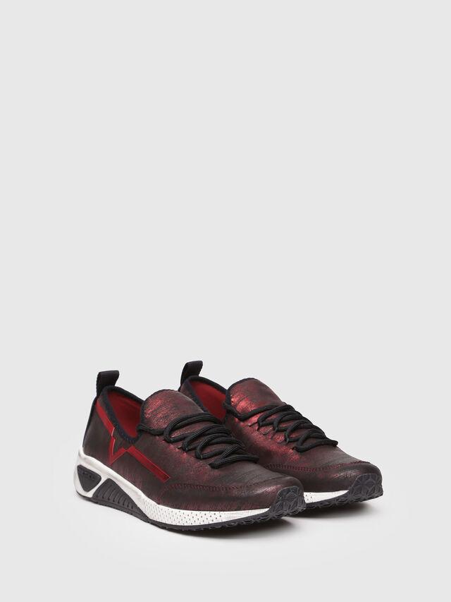 Diesel - S-KBY, Bordeauxrot - Sneakers - Image 2