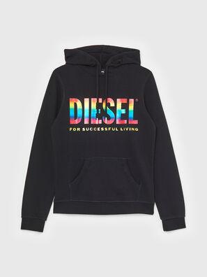 UFLT-BRANDALWZ-P, Schwarz - Sweatshirts