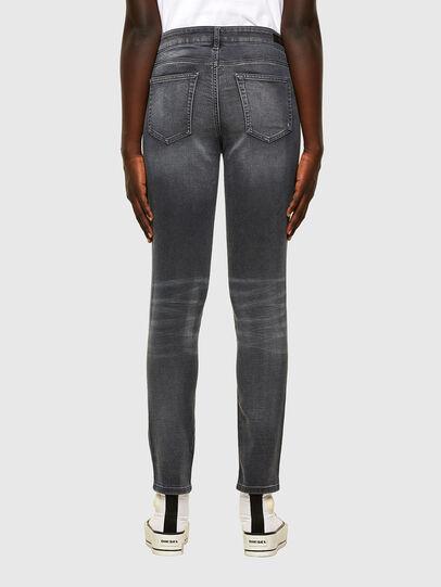 Diesel - D-Ollies JoggJeans® 069QA, Schwarz/Dunkelgrau - Jeans - Image 2