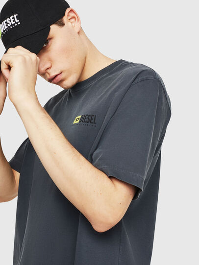 Diesel - DXF-T-JUST,  - T-Shirts - Image 3