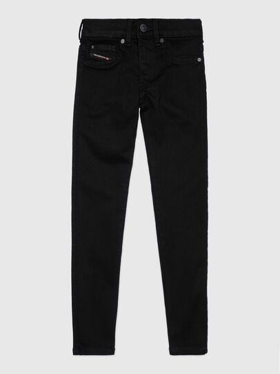 Diesel - DHARY-J, Schwarz - Jeans - Image 1