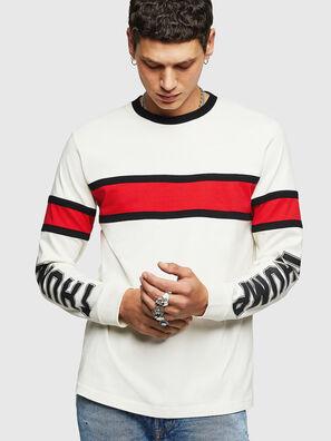 T-BERG, Weiß - T-Shirts