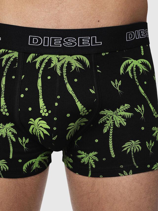 Diesel - UMBX-DAMIENTHREEPACK, Schwarz/Grün - Boxershorts - Image 4