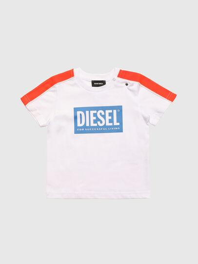 Diesel - TANGEB, Weiß - T-Shirts und Tops - Image 1