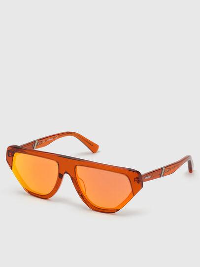 Diesel - DL0322, Orange - Sonnenbrille - Image 2