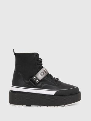 H-SCIROCCO STRAP, Schwarz - Sneakers
