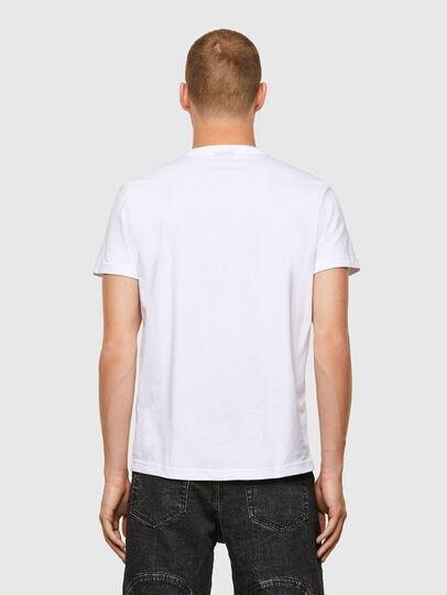 Diesel - T-DIEGOS-A3, Weiß - T-Shirts - Image 2