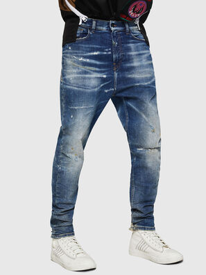 D-Vider JoggJeans 0870Q, Mittelblau - Jeans