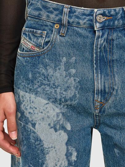 Diesel - D-Reggy 0079H, Mittelblau - Jeans - Image 3