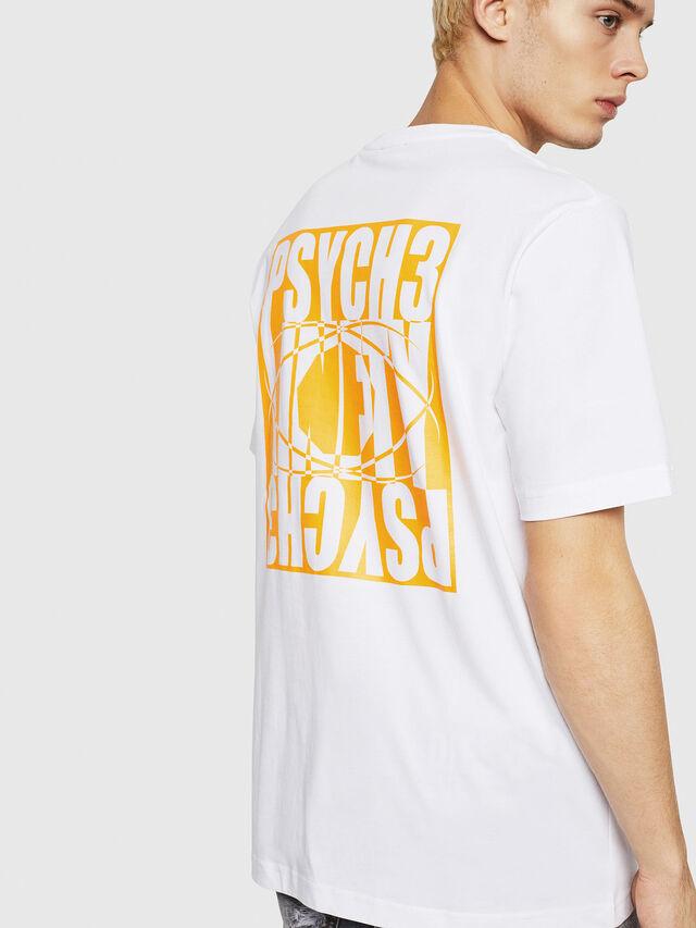Diesel - T-JUST-Y20, Weiß - T-Shirts - Image 2