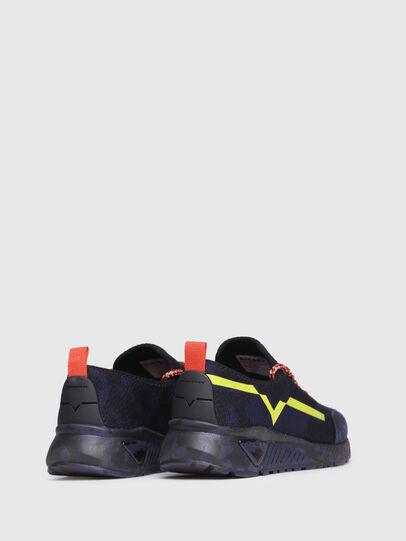 Diesel - S-KBY, Blau/Schwarz - Sneakers - Image 3