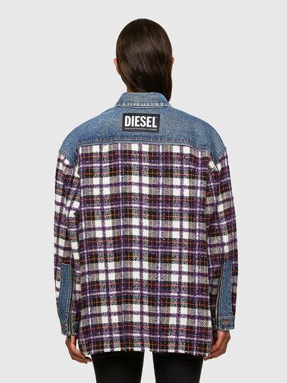 Diesel - G-KERYA, Blau/Violett - Jacken - Image 2