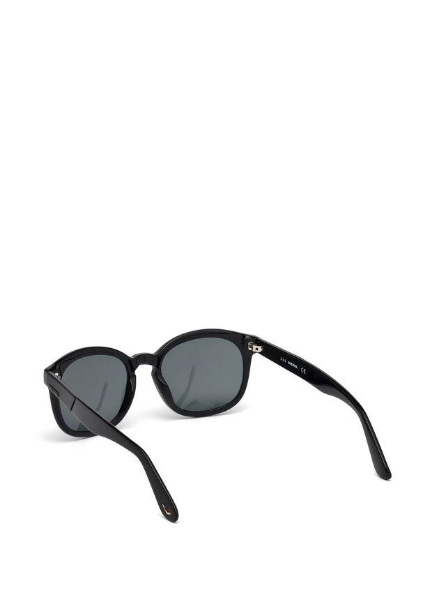 Diesel - DM0190, Schwarz - Sonnenbrille - Image 2