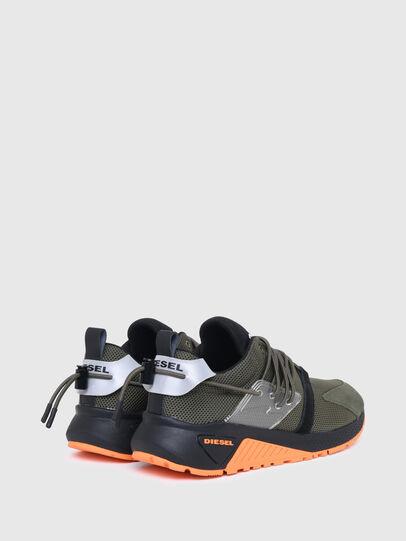 Diesel - S-KB UP LACE, Armeegrün - Sneakers - Image 3